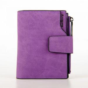 Кошелек Baellerry Carteira mini Violet на молнии